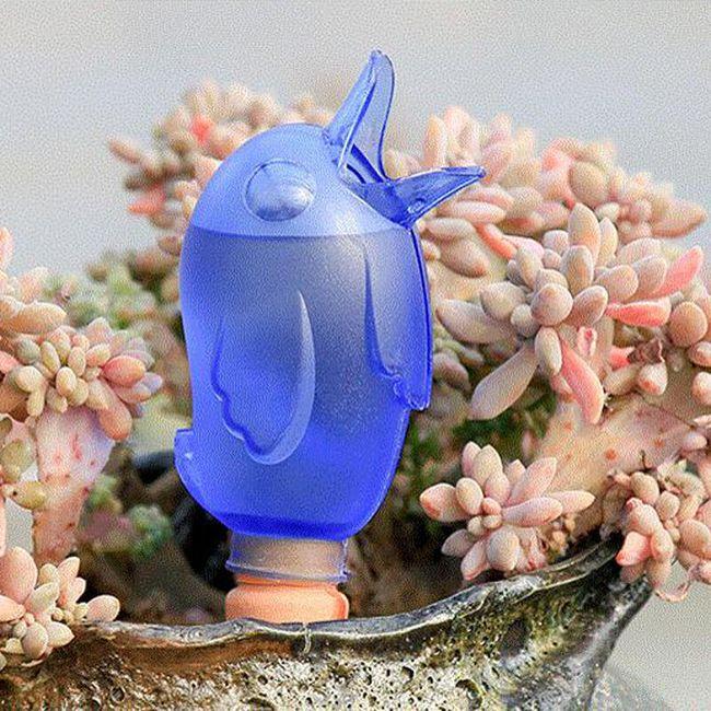 Avtomatska naprava za namakanje rastlin v obliki ptiča - 3 barve 1