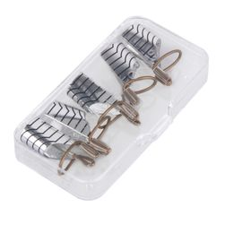 Forma do paznokci żelowych - 5 szt