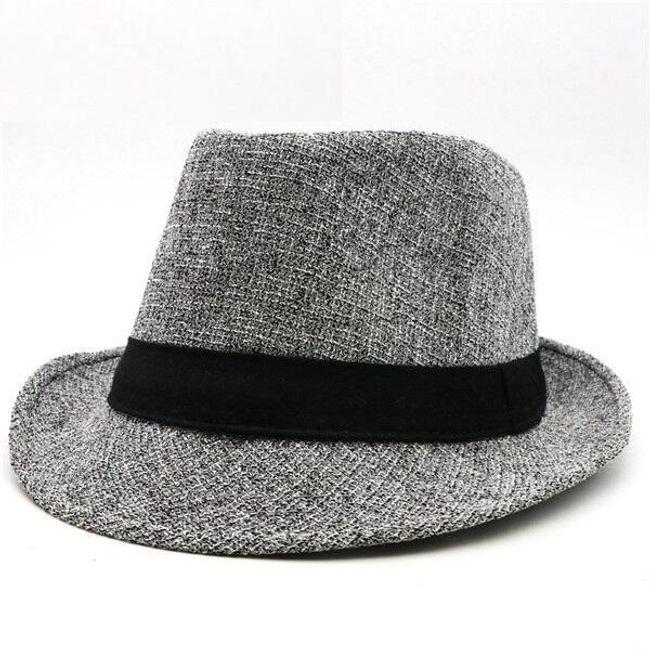 Мужская ретро шляпа 1