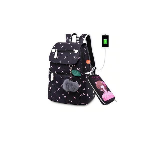 Školní batoh s penálem Taira 1