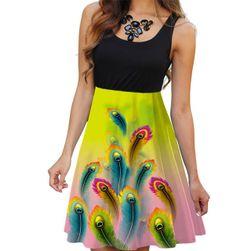 Damska sukienka Cynthia B - wielkość 6