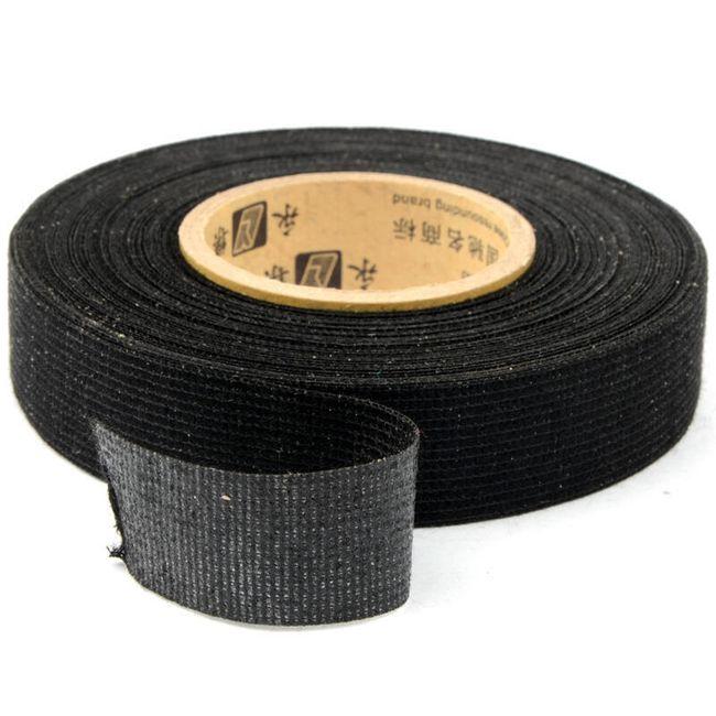Lepící páska na kabely 1