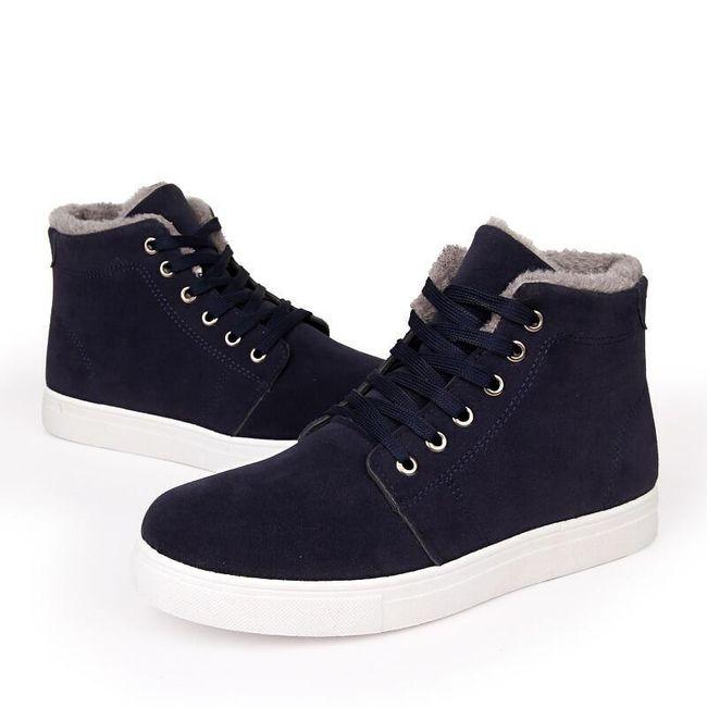 Férfi téli cipők - 3 szín  6 méret