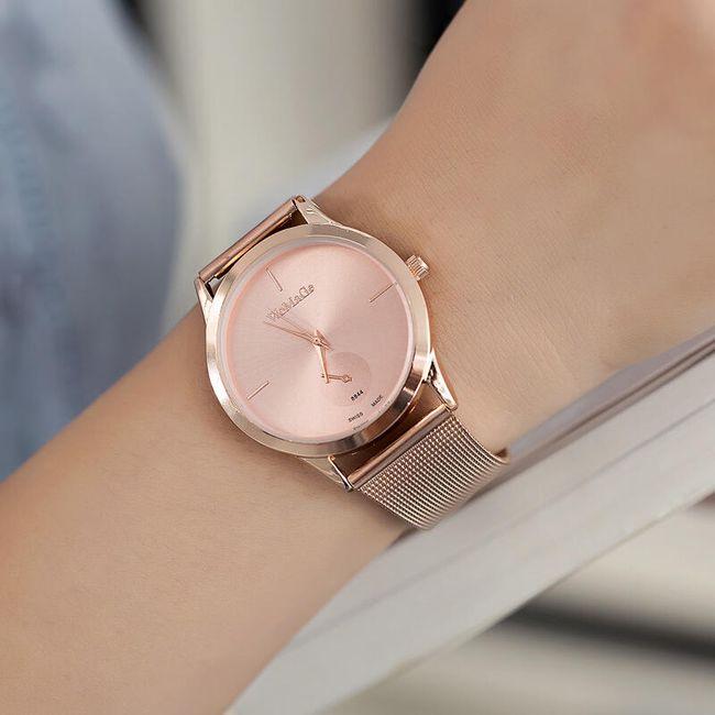 Ženski metalni sat - 5 boja 1