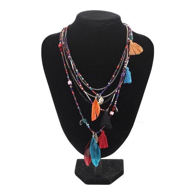 Ženska ogrlica B03831 1