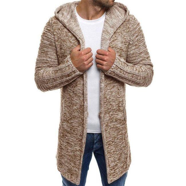 Férfi pulóver Aithan 1