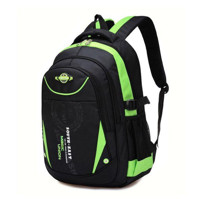 Dětský batoh do školy 35L - mix barev 1