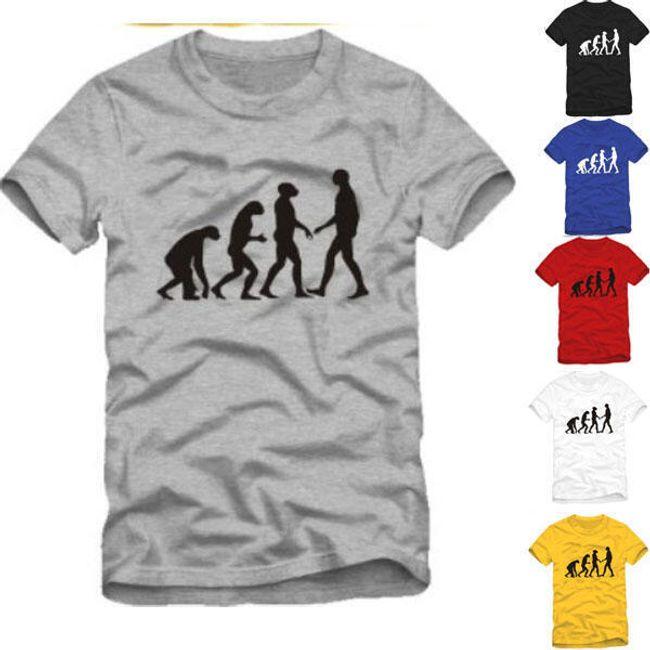 Originální tričko Evoluce 1