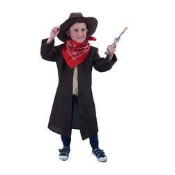 Otroški kavbojski kostum (M) RZ_207691