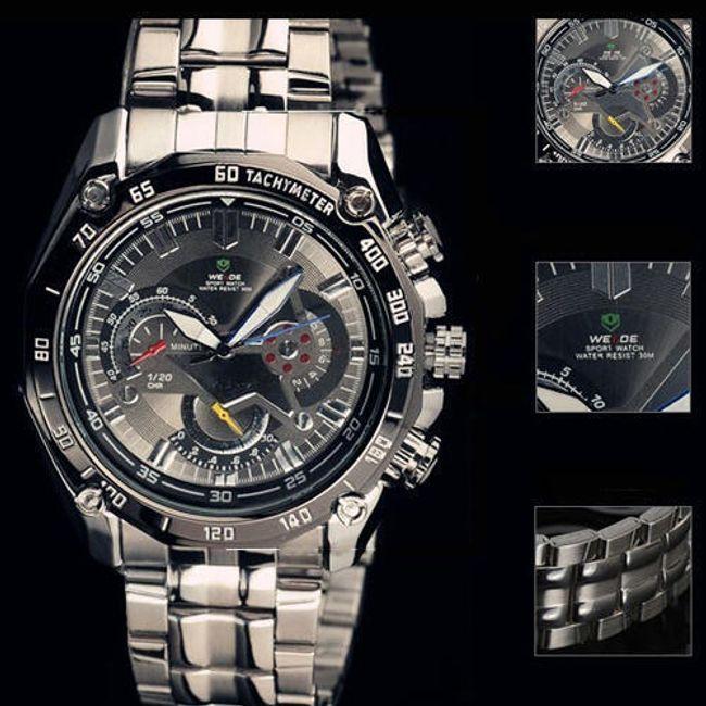 Stylowy męski zegarek  1