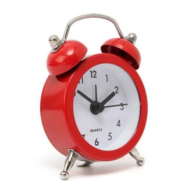 Маленький ретро будильник- разные расцветки 1