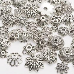 Takı yapımı için dekoratif malzemeler