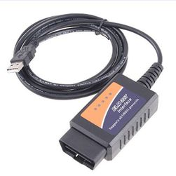 USB autó diagnosztika ELM 327 V 1.5 OBD2