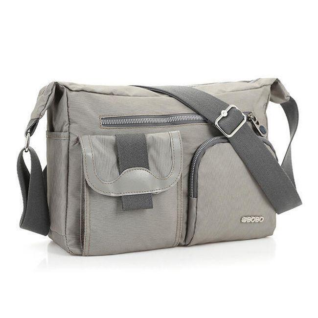 Элегантная мужская сумка - 4 цвета 1