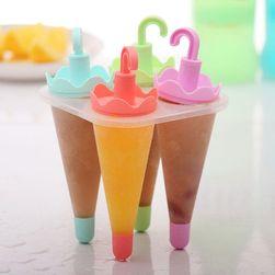 Jégkrém forma esernyő formájában - 2 változat