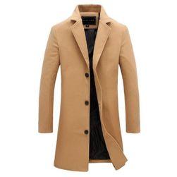 Pánský kabát Emmett - velikost 4