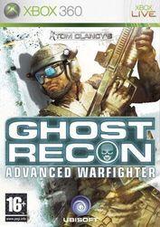 Игра за Xbox 360 Tom Clancys Ghost Recon Advanced Warfighter