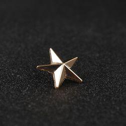 Broșă în formă de stea marină - 2 culori