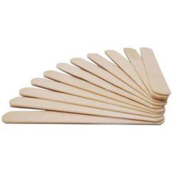 Dřevěné špachtličky - 50 kusů
