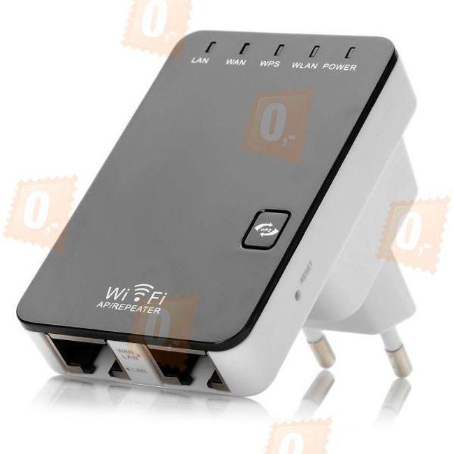 Mini WiFi router i repeater do kontaktu 1