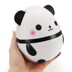 Szorító anti-stressz játék - aranyos panda