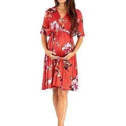Haljina za trudnice Carnation