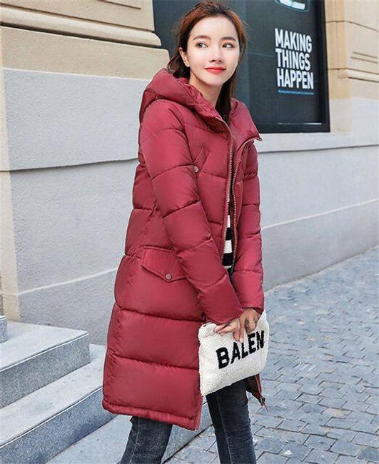 Dámský kabát Susan 1
