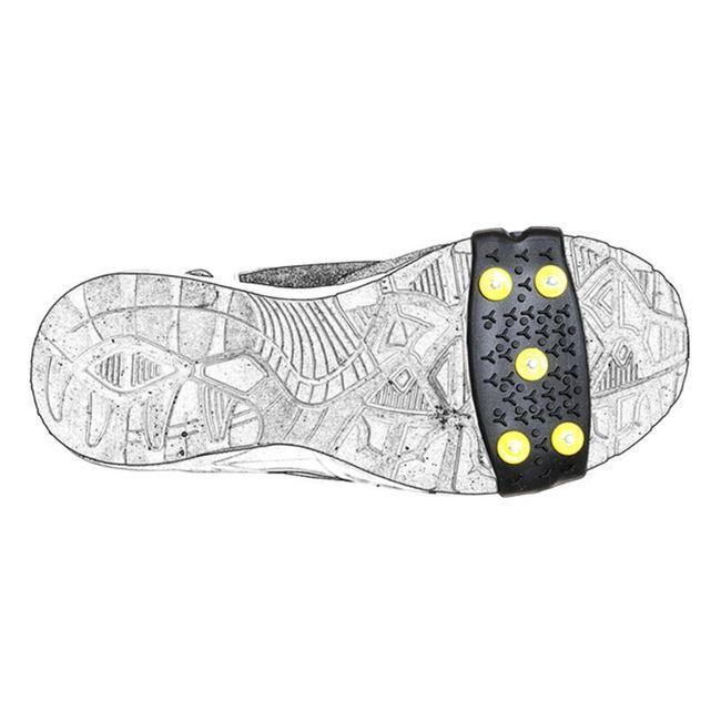 Návleky na botu s protiskluzovými hroty - 1 pár 1