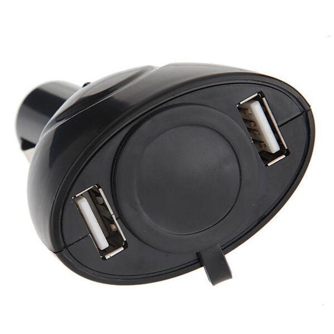 Rozgałęzienie do zapalniczki samochodowej USB 1