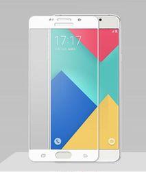 Tvrzené sklo s plastovým rámem pro Samsung Galaxy A5