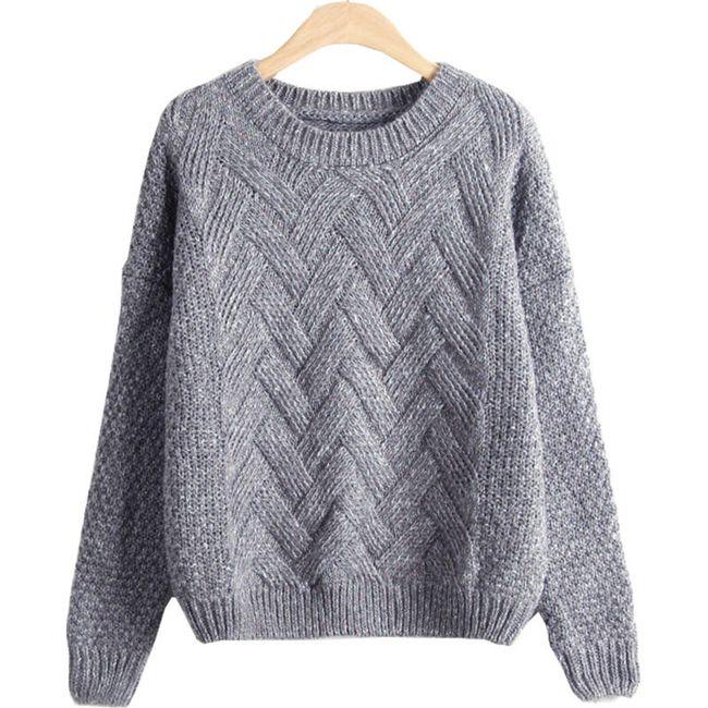 Ženski džemper Fiona 1