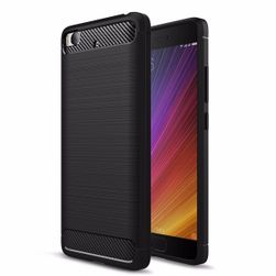 Zadní kryt silikonový na Xiaomi Mi5s - 4 barvy