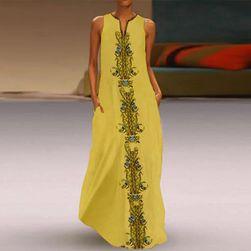 Женское макси платье Jenovefa