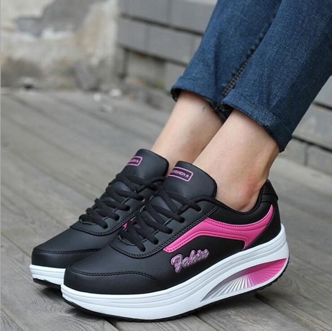 Fitness boty na platformě - 3_velikost č. 40 1
