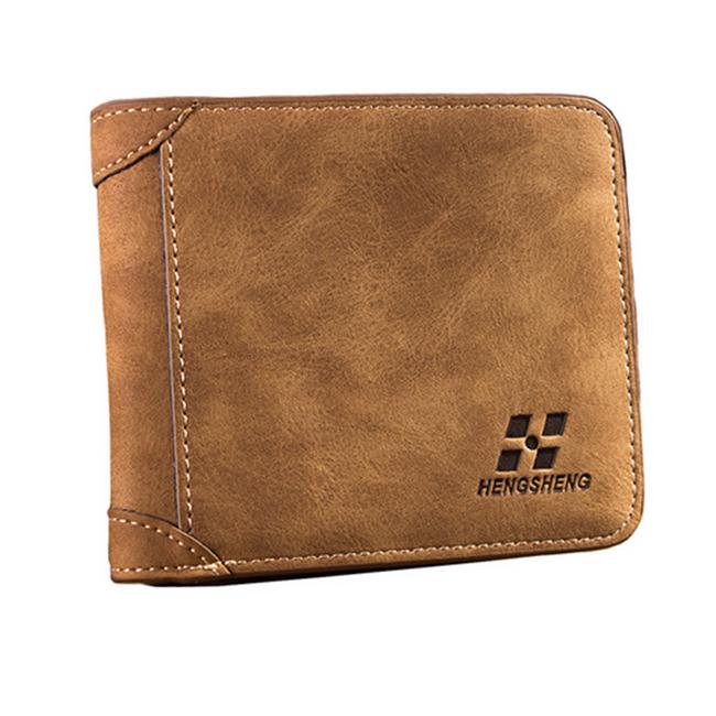 Férfi pénztárca - több szín