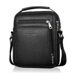 Pánská taška přes rameno LXN010 Černá