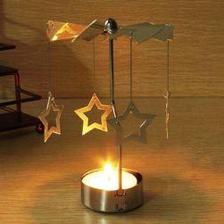 Svećnjak sa ringišpilom - 4 varijante