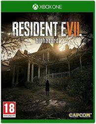 Игра (Xbox One) Resident Evil 7 Biohazard