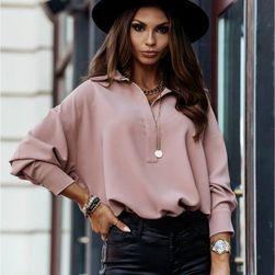 Ženska majica dugih rukava EA_633740141875