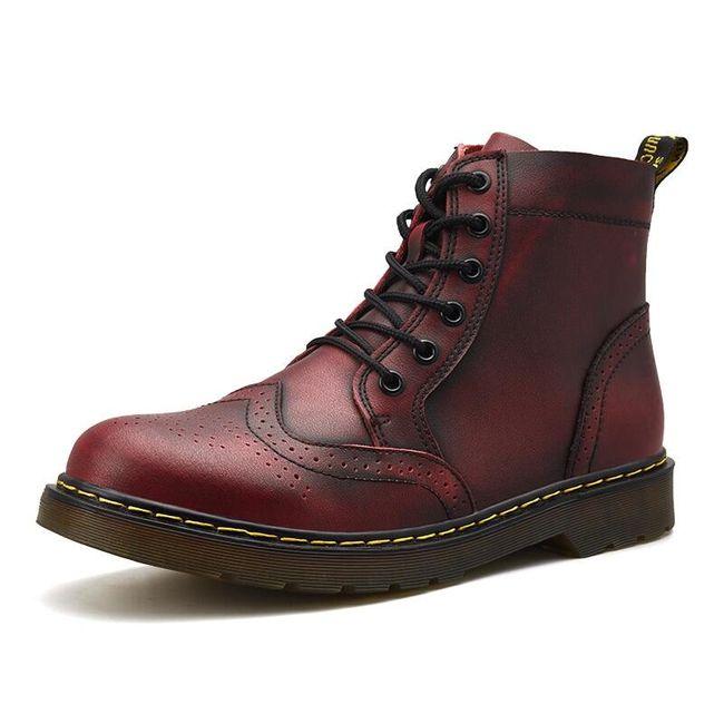 Erkek kışlık ayakkabı PZB124 1