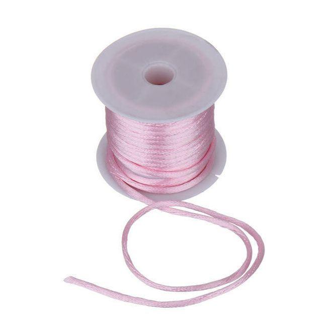 Barvna najlonska vrvica - 11 barv 1