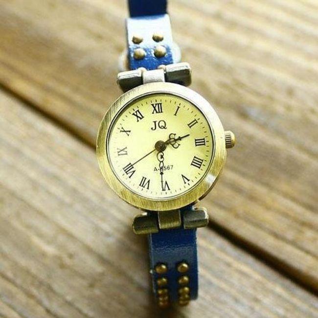 Dámské náramkové retro hodinky  1