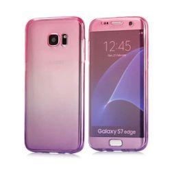 Carcasă ombre cu două fețe pentru Samsung Galaxy S7