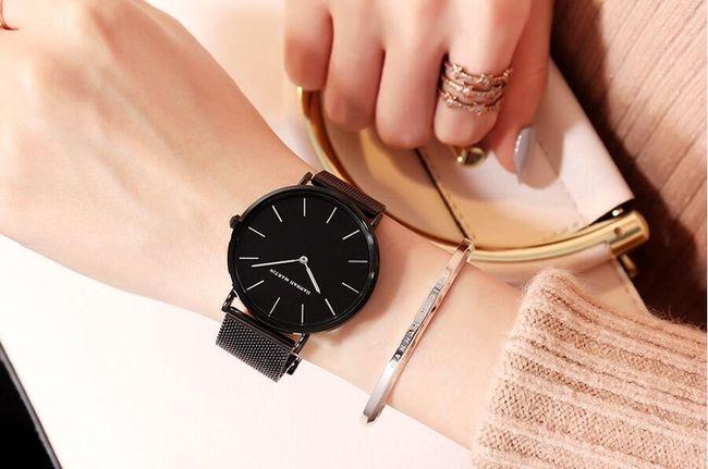 Dámské minimalistické hodinky HM 1
