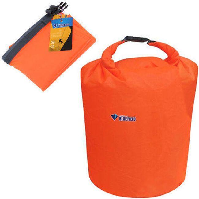 Водонепроницаемый мешок- 40 литров - оранжевый цвет 1