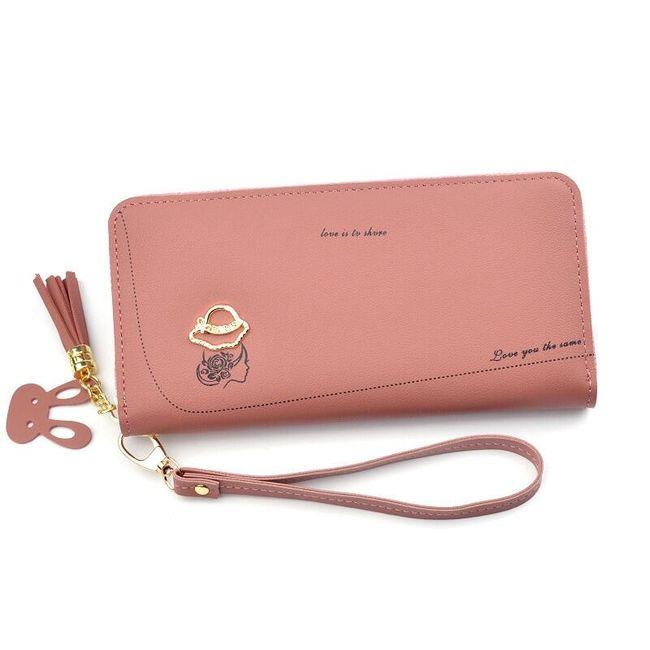 Női pénztárca KLI100 1
