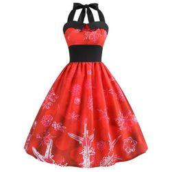 Dámské vánoční šaty Kayley