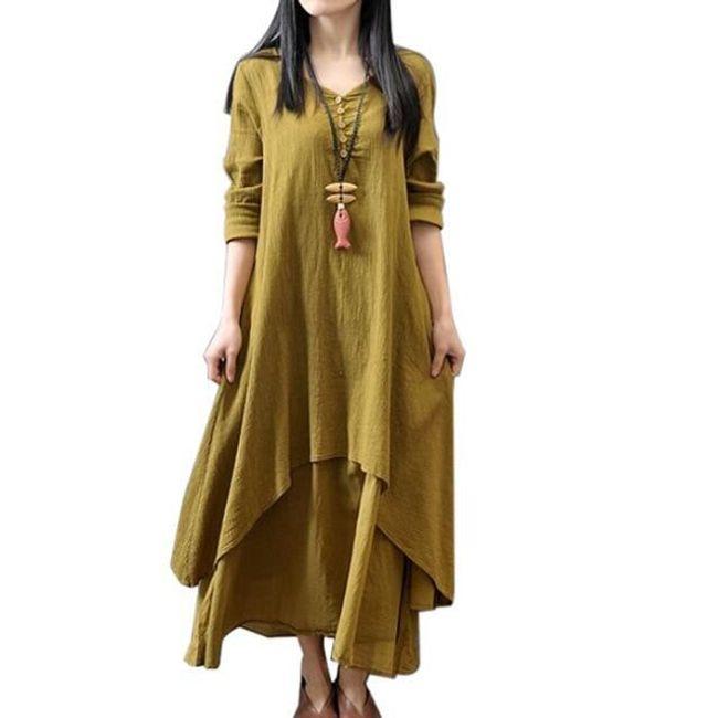Dugačka haljina Joyann 1