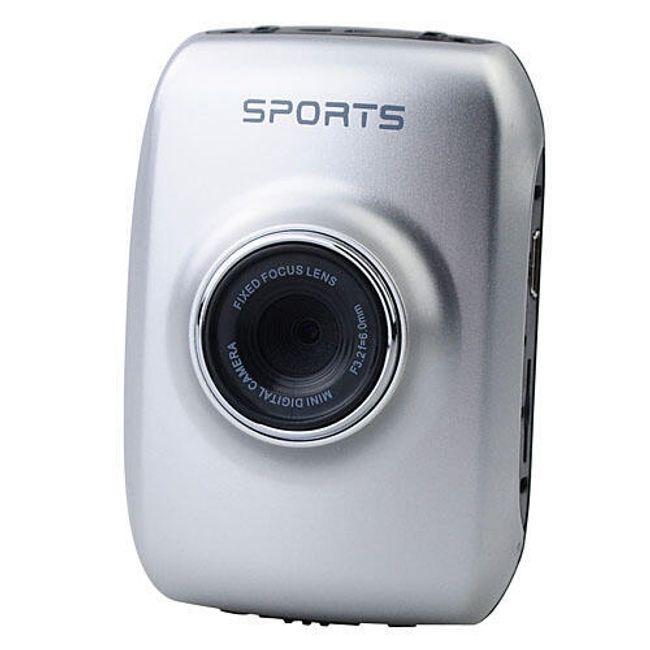 Sportovní kamera 5 Mpx 720p LCD display 1