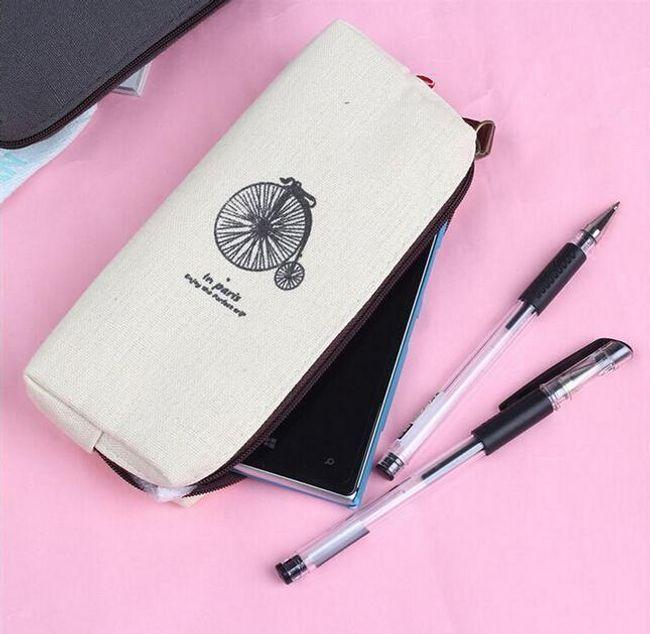 Penál na psací potřeby - 4 barvy 1